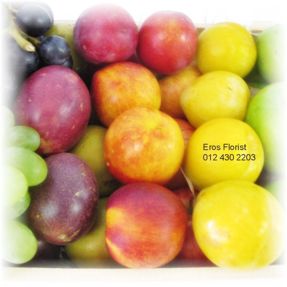 Fresh Fruit Basket Eros Florist Online