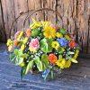 Celebration of colour Basket